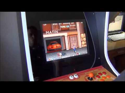 Cr votre borne d 39 arcade la maison youtube - Borne d arcade maison ...