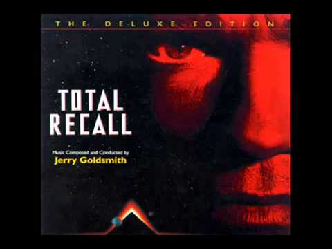 Jerry Goldsmith - First Dream (Total Recall)