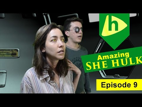 SHE HULK AMAZING - EPISODE 9 - Season 3