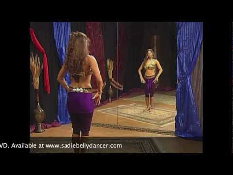 Sadie Belly Dancer Online Class Preview