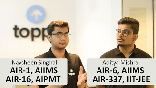 Important Books for AIPMT and AIIMS Preparation: AIR 1 & 6 AIIMS 2015