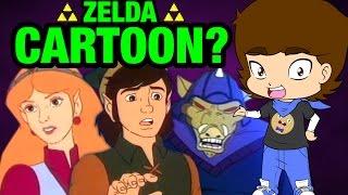 Legend of Zelda CARTOON and ANIME? - ConnerTheWaffle