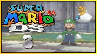 Super Mario 64 DS #3: Luigis Rettung!
