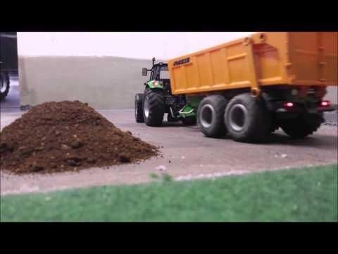 Siku Control Mutterboden Aufschütten Teil 2