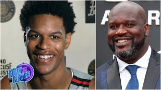 Shareef O'Neal on how his dad Shaq embarrassed him in grade school | Now or Never