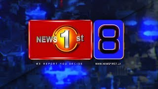 News 1st 8 - 2020 - 03- 23