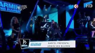 Armin van Buuren @ La Voz Mexico final 2013 - This Is What I feels Like