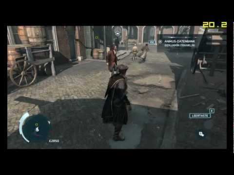 Assassins Creed 3 - On Intel HD Graphics 4000 Test