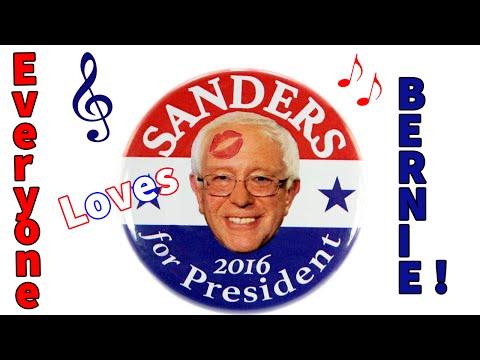 Everyone Loves Bernie! - WhiteHouse Mix (Barbra Streisand Parody)