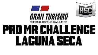 WHAT AN INTENSE RACE!  Gran Turismo 3 A-Spec Professional League MR Challenge Laguna Seca