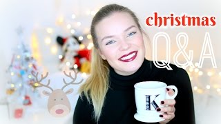 A Perfect Christmas Day ♡ Q&A
