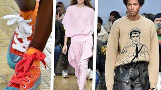 The Most NSFW Moments from London Fashion Week