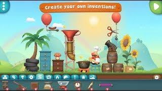 Trò chơi giải đố sắp xếp đồ vật inventioneers | Cu Lỳ chơi game lồng tiếng vui nhộn
