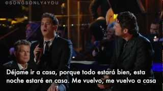 Blake Shelton Video - Home - Michael Bublé (Traducida Al Español) & Blake Shelton & David Foster