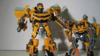 Transformers ROTF Revenge of The Fallen Human Alliance Bumblebee