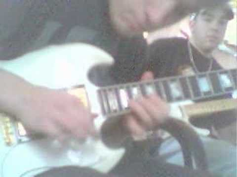 Free Bird Solo - Me and my buddy James