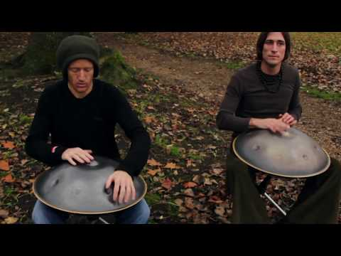 Hang Massive - Once Again - 2011 ( hang drum duo ) ( HD ) Music Videos
