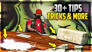 "35 TIPS, TRICKS & THINGS YOU DID NOT KNOW ABOUT THE ""BIKERS"" DLC IN GTA ONLINE"