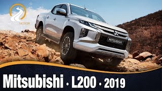 Mitsubishi Triton / L200 2019 | Primeras imágenes