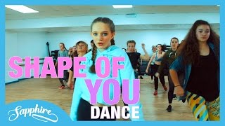 Shape Of You - Ed Sheeran | Cover by Sapphire