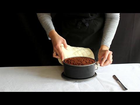 Bizcocho para tartas fondant