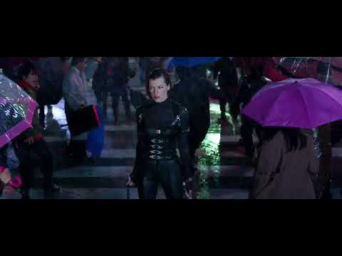 RESIDENT EVIL 5 Retribution Trailer 2012 (HD)