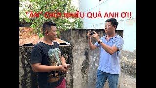 """Tâm xe ôm """"ăn"""" chửi quá nên Khương Dừa xuống tận nhà chỉ dạy cách làm youtube!!!"""