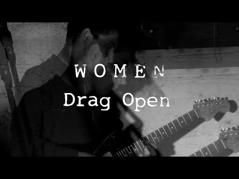 Women - Drag Open