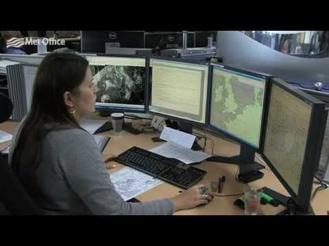 From science to service - The work of the Met Office