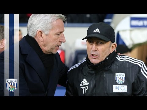 Tony Pulis praises West Bromwich Albion fans after 3-2 win over Crystal Palace