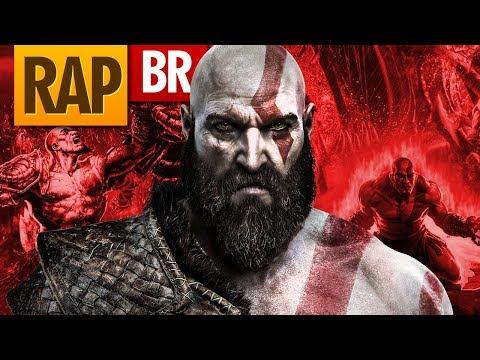 Rap do God Of War | Tauz RapGame 01 thumbnail
