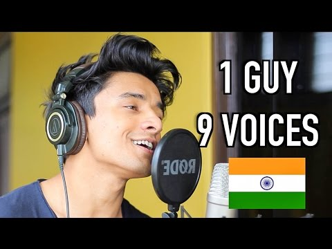download lagu 1 Guy 9 Voices  Music Indian Edition gratis