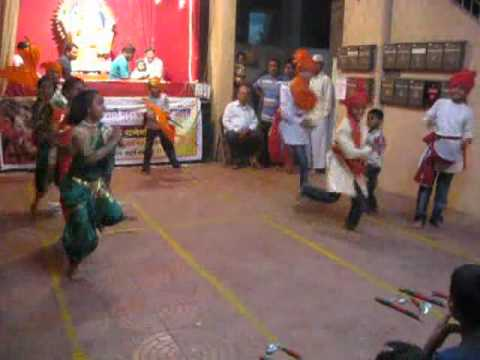 Shree Ganesha-aagnipath Dance Performance video