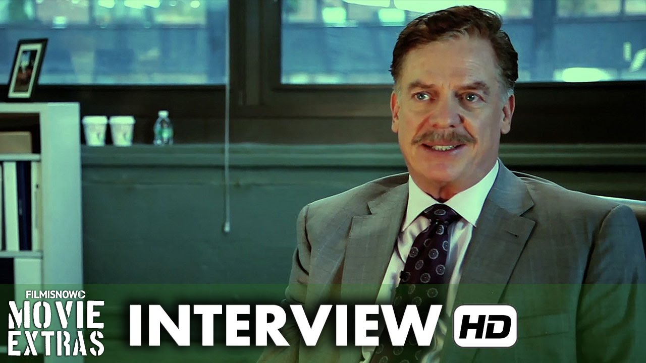 Exposed (2016) Behind the Scenes Movie Interview - Christopher McDonald is 'Lt. Galway'