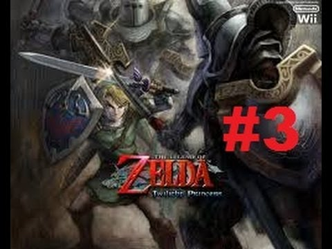 Letss Play Legend of Zelda: Twilight Princess - Episode 3 Excuse...