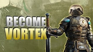 For Honor: Warden Guide   BECOME VORTEX