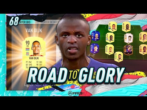 FIFA 20 ROAD TO GLORY #68 - RAGE QUITS GALORE!
