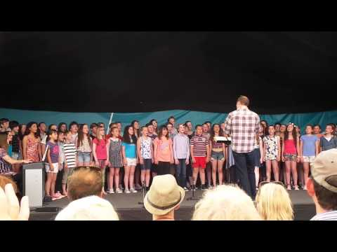 Only Kids Aloud - 'When I grow up' - from musical Matilda