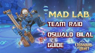 OSWALD BILAL - MAD LABORATORY GUIDE - Crusaders of Light