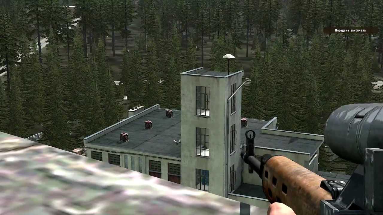 Arma 2.Серьезные Игры На Тушино