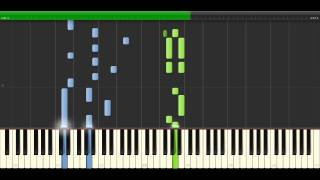 Carrie Underwood – Little Toy Guns (How To Play On Piano)