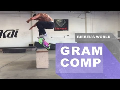 Brandon Biebel | GRAM COMP #2