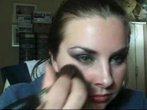HOT SEXY ARABIC EYES with Barry M & MAC make up