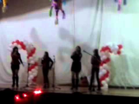 En el Auditorio cultural Camargo chihuahua