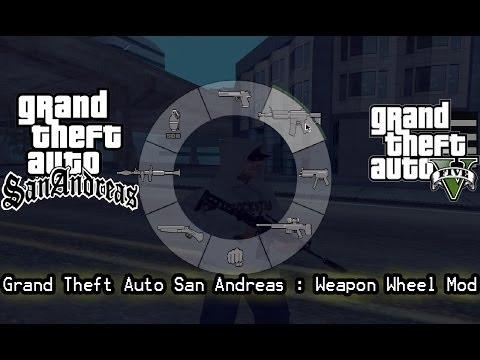 Gta San Andreas Weapon Mods With Batman
