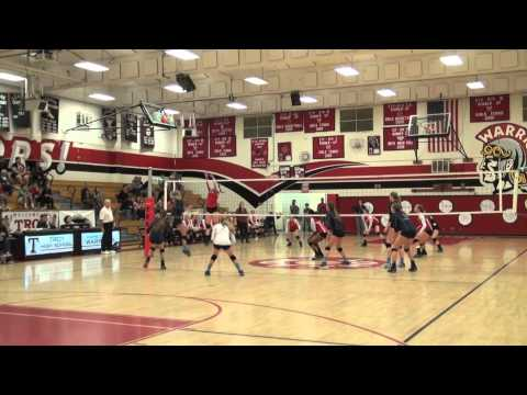 Alexandra Newton- Clips from Chadwick High School Season 2013