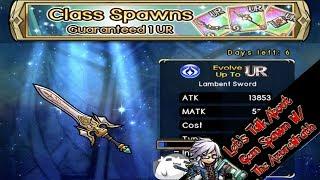 [Unison League] Let's talk about the old class spawn W/ The Azurewrath
