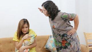 Con Dâu Đẻ Mổ Bị Mẹ Chồng Chì Chiết Đến Phát Điên   Nàng Dâu Online Tập 17
