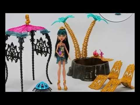 New Monster High Products 2013-2014