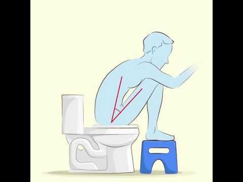 Не хожу в туалет по большому 5 дней что делать 4